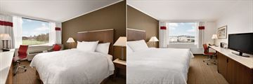 Coast Discovery Inn, Comfort Room Queen and Superior Room King