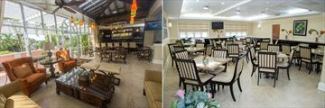 Bamboo Bar and Pelican Room at Comfort Suites Paradise Island