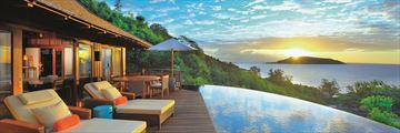 Constance Ephelia, Seychelles, Hillside Villa and Views