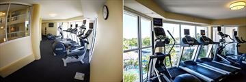 Fitness Centre at Courtyard by Marriott Key Largo
