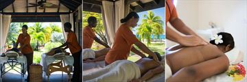 Outdoor Massage at Coyaba