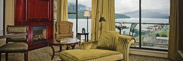 Crest Hotel Prince Rupert, Signature Studio Suite