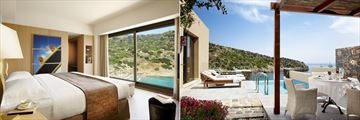 One Bedroom Waterfront Villa with Private Pool at Daios Cove Luxury Resort & Spa