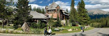 Exterior Views at Deer Lodge