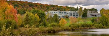 Exterior at Deerhurst Resort