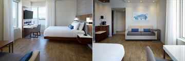 King City View and Queen City View Guest Rooms at Delta Hotels by Marriott Trois Rivieres