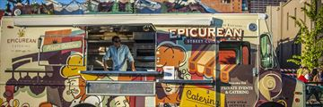 Denver food truck, credit: Evan Semon