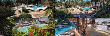 The Pool and Pool Bar at Diamonds Mapenzi Beach
