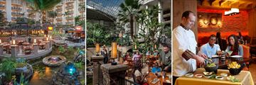 Dining at Gaylord Opryland Resort