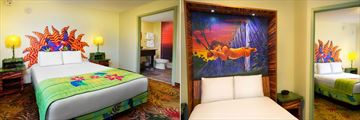 Disney's Art of Animation Resort, The Lion King Family Suite