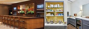 DoubleTree by Hilton Hotel Charlotte, Bistro and Snack Pantry