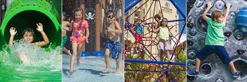 Kids' Club at DoubleTree by Hilton Resort & Spa, Marjan Island