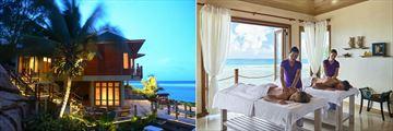 DoubleTree by Hilton Seychelles Allamanda Resort & Spa, Duniye Spa and Couples Treatment Room
