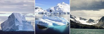 Drake Passage & Beautiful Antarctic Scenery