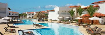 The Main Pool at Dreams Dominicus La Romana