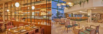 Sabor and Rendezvous Bar at Dreams Lanzarote Playa Dorada Resort & Spa