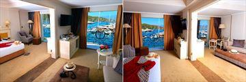 Sea View Suites at Ece Saray Marina & Resort