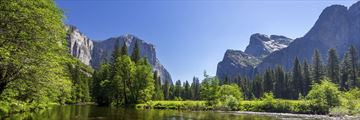 El Captaine in Yosemite National Park