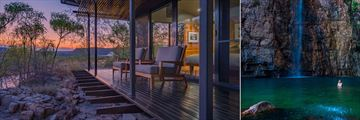 El Questro Station, Cliffside Retreat and Emma Gorge