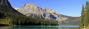 Emerald Lake, Yoho National Park, Kootenay Rockies