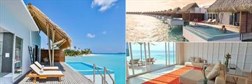 The Water Villas at Emerald Maldives