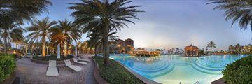 Emirates Palace, East Wing Pool