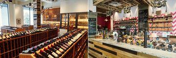 Epicurean Hotel, Berns Fine Wines & Spirits and Chocolate Pi Patisserie