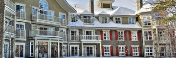 Les Suites de Tremblant - Ermitage du Lac, Exterior in Winter