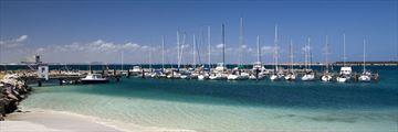 Esperance Bay boats