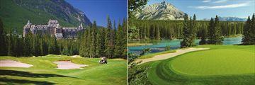 Fairmont Banff Springs, Golf Course