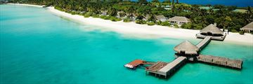 Fairmont Maldives, Island View