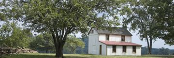 Farm houses in Gettysburg, Pennsylvania