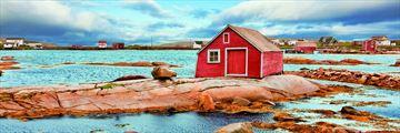 Fishing store on Fogo Island, Barrett Mackay, Newfoundland & Labrador