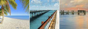 Beautiful scenery in Florida Keys