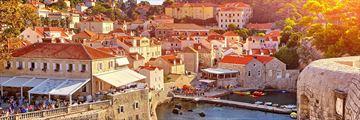 Fortress Lovrijenac and Bokar, Dubrovnik, Croatia