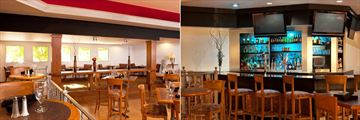 Four Points by Sheraton Phoenix North, Spice Restaurant and Lounge Bar