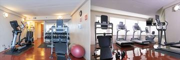 Four Points by Sheraton Winnipeg, Fitness Room