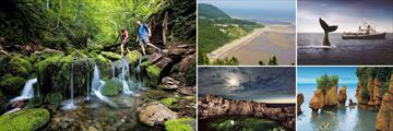 Fundy National Park & The Bay of Fundy