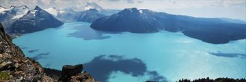 Garibaldi Lake, Whistler, British Columbia