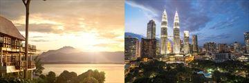 Gaya Island & Kuala Lumpur Twin Centre
