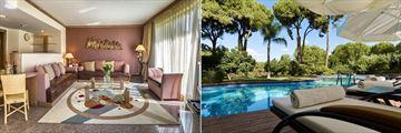 Select Villa and Presidential Villa at Gloria Verde Resort