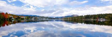 Golden Arrow Lakeside Resort, Mirror Lake