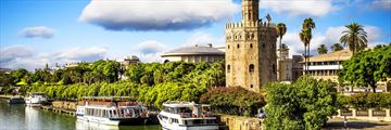 Golden Tower, Seville, Spain