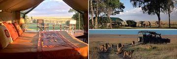 Governor's Camp, Masai Mara, Kenya
