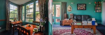 Great Ponsonby Bed & Breakfast, Breakfast Area and Living Room