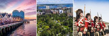 Scenery and Sights in Halifax, Nova Scotia