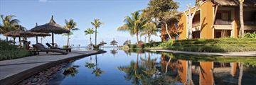 Pool Area at Heritage Awali Golf & Spa Resort