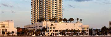 Hilton Fort Lauderdale Beach Resort, Exterior