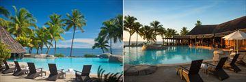 DoubleTree Resort by Hilton Hotel Fiji, Pool Views