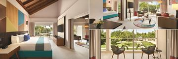 Premium Garden View Suite at Hilton La Romana Resort & Spa
